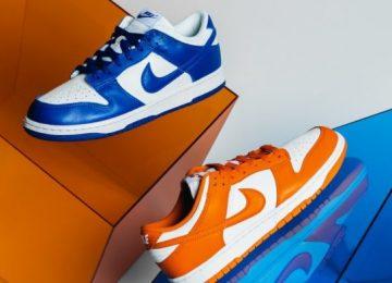 Ο τίτλος των sneakers της χρονιάς απονέμεται στα Nike Dunk