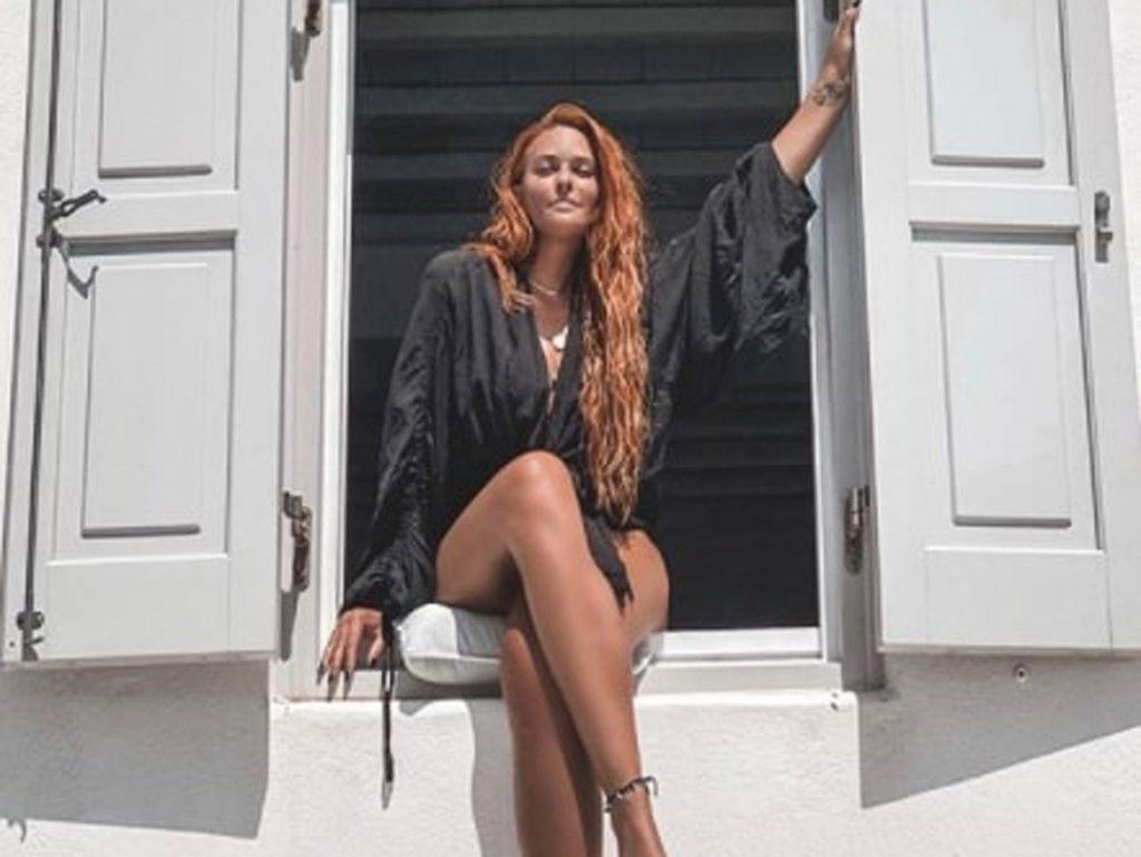Σίσσυ Χρηστίδου Instagram: Ανέβασε μια φωτογραφία της στην οποία ποζάρει γυμνή στην μπανιέρα