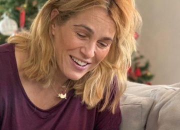 Τζένη Μπότση: Η Κορούλα Αρχίζει Σιγά Σιγά Να Περπατάει!