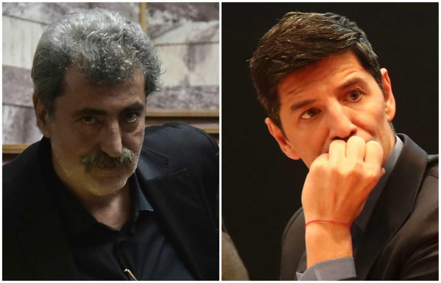 Παύλος Πολάκης για Σάκη Ρουβά: «Τα ζητάει ο οργανισμός του – Παραδέχεσαι κακομοίρη μου…»