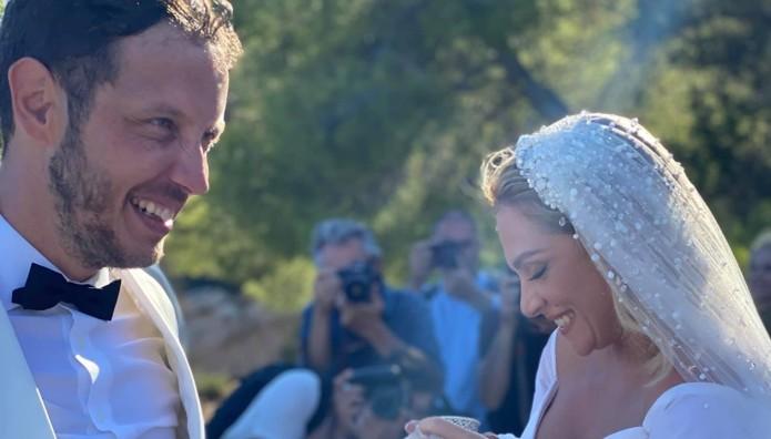 Ζουγανέλη - Δημητριου: Ο Πρώτος Χορός Μετά Τον Γάμο
