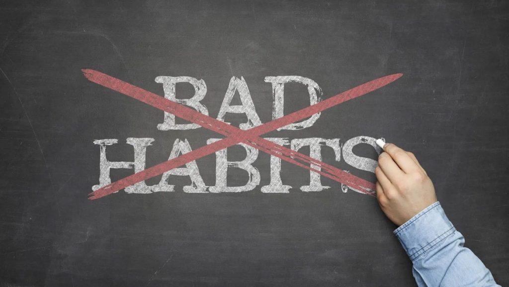 Το κόλπο για να απαλλαγείτε από μια κακή συνήθεια