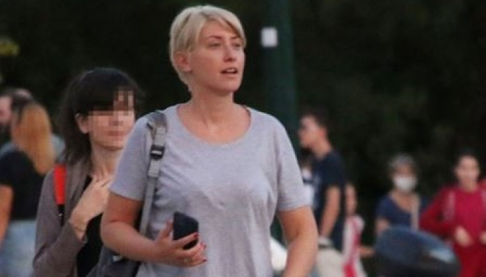 Σία Κοσιώνη: Ξέγνοιαστες Οικογενειακές Στιγμές Στο Ζάππειο