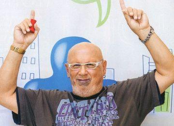 Ο Λάκης Παπαδόπουλος … περνάει το Νείλο