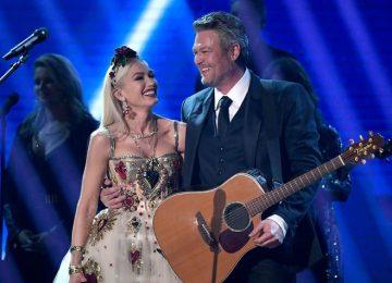 Ο Blake Sheltonέκανε πρόταση γάμου στην Gwen Stefani!