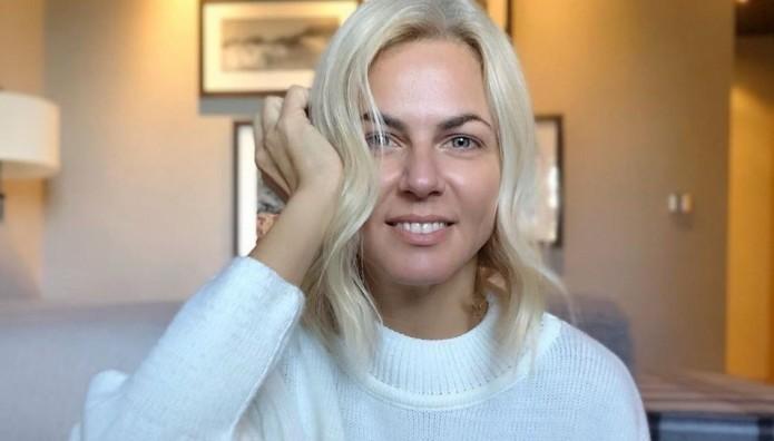 Χριστίνα Κοντοβά: H αλλαγή που έκανε στα μαλλιά της
