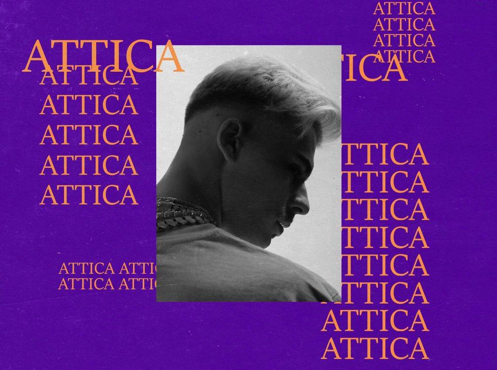 FY - «Attica» | Ο popular rapper κυκλοφορεί ακόμα ένα single!
