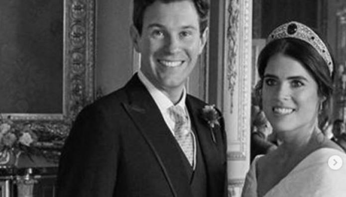 Full in love η πριγκίπισσα Ευγενία: Το βίντεο για την επέτειο γάμου της!