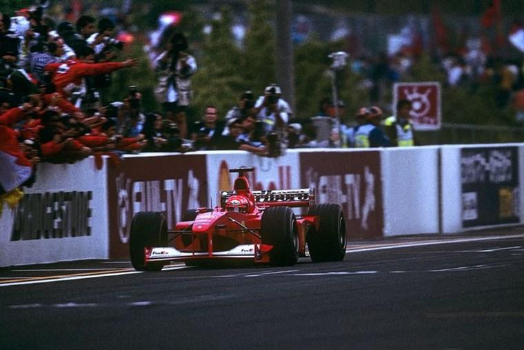 20 χρόνια πριν, ο Michael Schumacher στεφόταν πρώτη φορά πρωταθλητής με την Ferrari