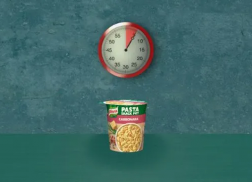 «Όταν λέμε κάτι το εννοούμε», η νέα καμπάνια των Knorr Snack Pots