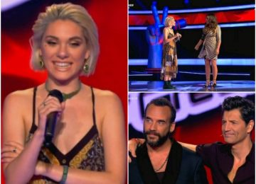 The Voice: Η 19χρονη παίκτρια με τη σπάνια νόσο που συγκίνησε και εντυπωσίασε τους coaches (video)