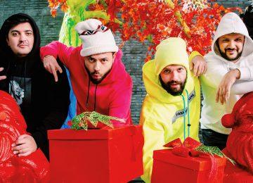 Οι Alcatrash φέρνουν το «Θαύμα Των Χριστουγέννων»