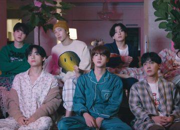 Οι BTS στέλνουν μήνυμα ελπίδας με το «Life Goes On»