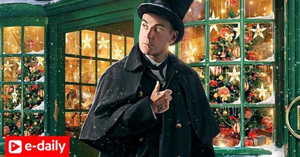 Ο Robbie Williams μόλις κυκλοφόρησε τραγούδι για τα Χριστούγεννα... με κορωνοϊο (video)