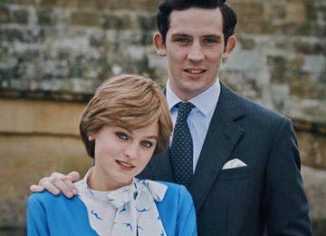 Τι φόρεσε η Emma Corrin που υποδύεται την πριγκίπισσα Νταϊάνα στην virtual πρεμιέρα του ''The Crown''