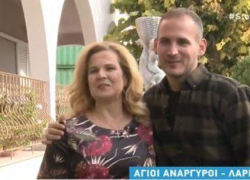 GNTM 3- Παναγιώτης Αντωνόπουλος: Δείτε Τη Μητέρα Του