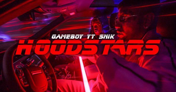 SNIK | Δείτε το νέο video clip του «Hoodstars» με τους Gameboy και YT!