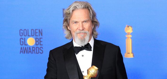 Αγνώριστος ο Jeff Bridges! H μάχη με τον καρκίνο