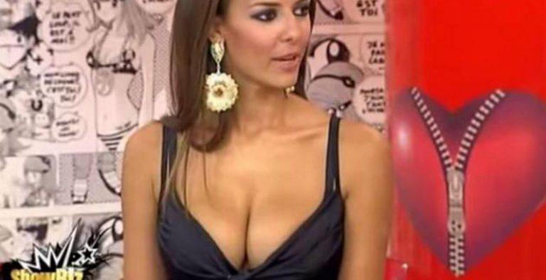 Η Όλγα Λαφαζάνη έχει το καλύτερο μπούστο στην ελληνική τηλεόραση [pics]