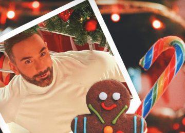 Νίκος Κοκλώνης | Μας κάνει «Γούτσου Γούτσου» με το πιο χριστουγεννιάτικο video clip!