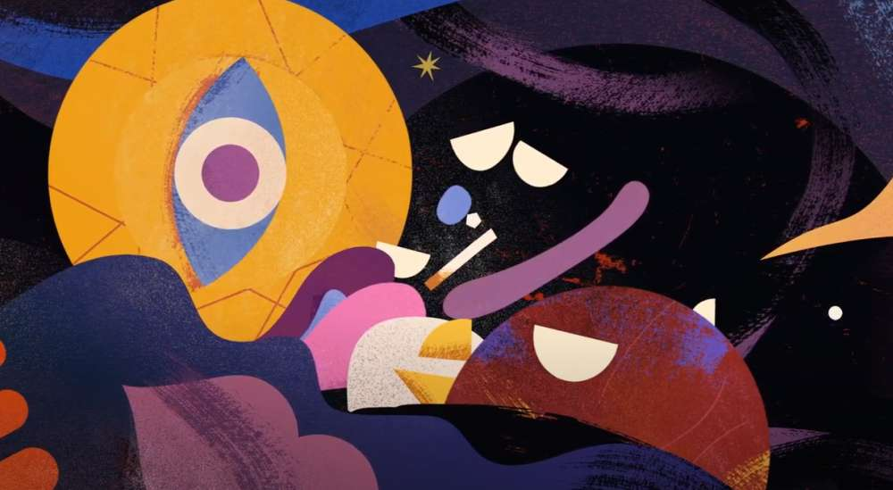 """Ο Theodore διασκευάζει το """"Lucy in the sky with diamonds"""" των Beatles"""