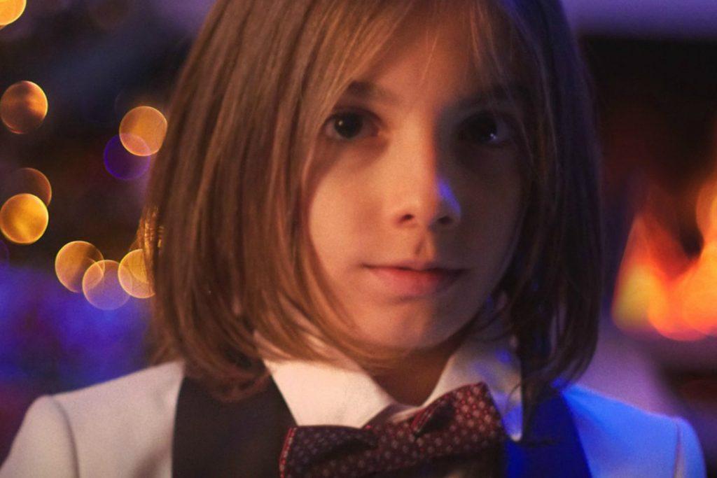 Στέλιος Κερασίδης | Η χριστουγεννιάτικη σύνθεση του μικρού «μάγου» του πιάνου!