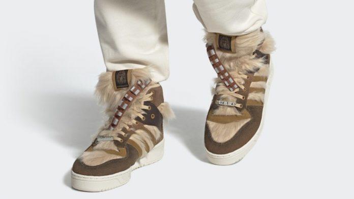 Τα νέα Adidas είναι μία ωδή στον Chewbacca