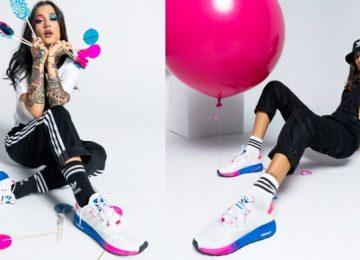 τα παιχνιδιάρικα sneakers της adidas θα σου φτιάξουν τη διάθεση