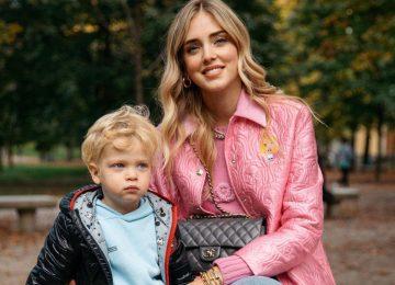 Ο γιος της Chiara Ferragni είναι ήδη fashion icon