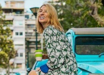 Μαρία Ηλιάκη: Μπήκε στην κουζίνα και μαγείρεψε για τον άνδρα της!