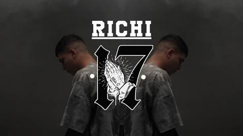 Richi | Ο ανερχόμενος εκπρόσωπος της underground σκηνής της ραπ παρουσιάζει το νέο του single!