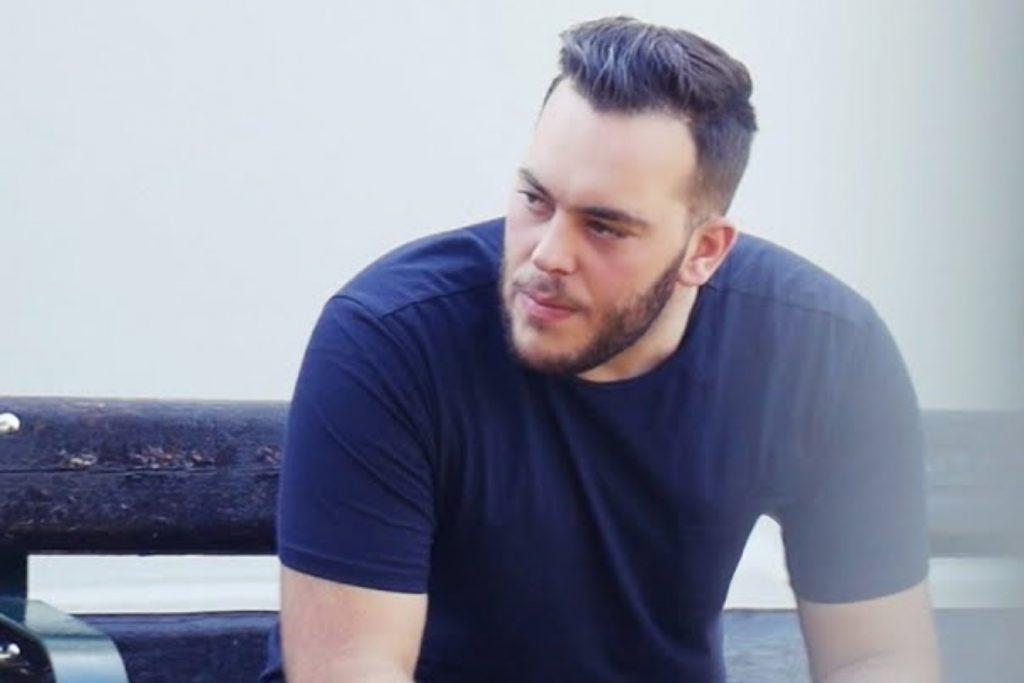 «Ότι Αγάπησα Μείνε» | Ο Χρήστος Δρακόπουλος μας συστήνεται μέσα από το πρώτο του single!