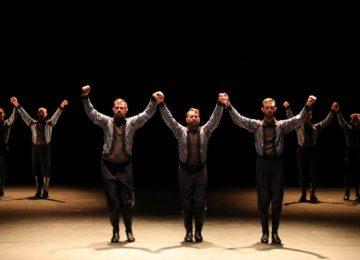 Η παράσταση «The Thread» στις 9 και 10 Ιανουαρίου