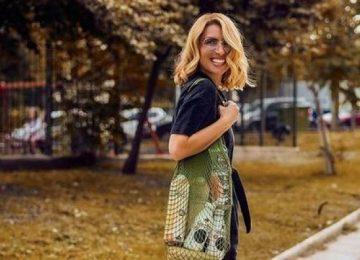 Μαρία Ηλιάκη: Πώς Σχολίασε Τη Χιονόπτωση Στη Ζυρίχη