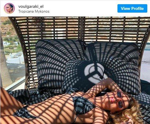 Ελένη Βουλγαράκη: Το κορίτσι του OPEN σε καυτές φωτογραφίες
