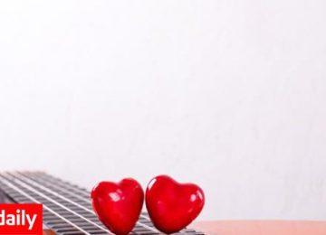 10 εpωτικά rock τραγούδια για αφιέρωση (video)