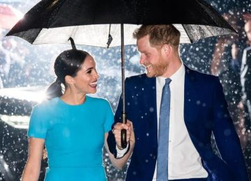 Meghan Markle & Prince Harry: Με επίσημη ανακοίνωση τα βάζουν με το Παλάτι