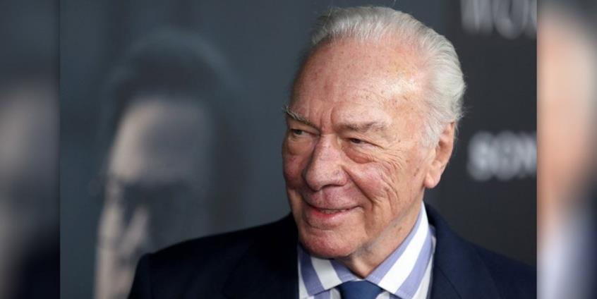 Πέθανε σε ηλικία 91 ετών ο ηθοποιός Κρίστοφερ Πλάμερ