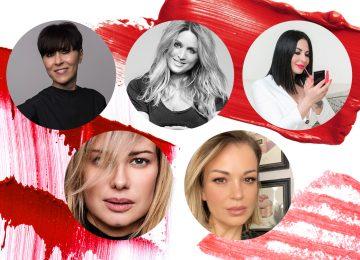 Αυτά είναι τα κόκκινα κραγιόν που αγαπούν πέντε διάσημες makeup artist!