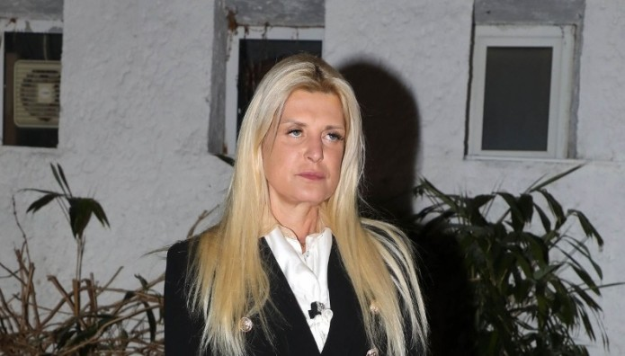 Το νέο μήνυμα της Μαρίνας Πατούλη για τον χωρισμό της