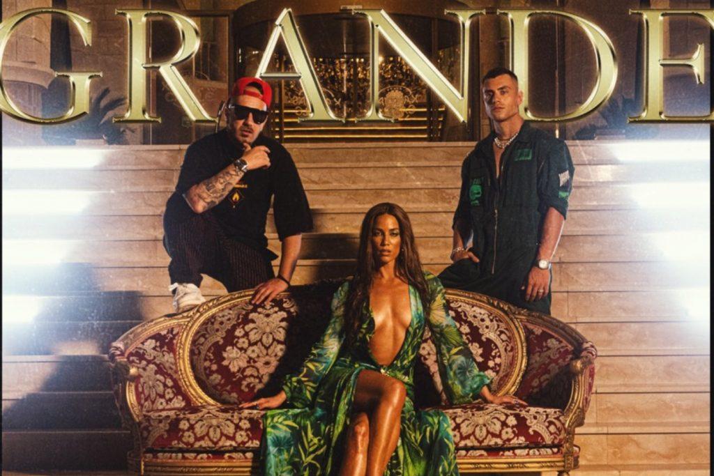 """Η """"Grande"""" Κατερίνα Στικούδη εντυπωσιάζει στο νέο της video clip με τους KINGS & KG!"""