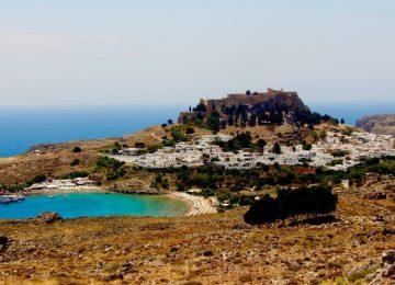 Μια εβδομάδα στη Ρόδο, το νησί του ήλιου