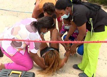 Survivor: Ο τραυματισμός της Μαριαλένας που πάγωσε τους πάντες