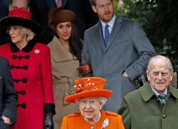 Ο Χάρι επιστρέφει στη Βρετανία για την κηδεία του πρίγκιπα Φίλιππου
