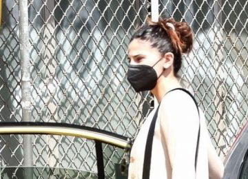 Χριστίνα Μπόμπα: Για Ψώνια Στον 7ο Μήνα Της Κύησης