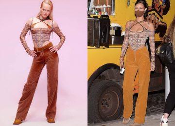 Αυτό είναι το αγαπημένο fashion brand της Bella Hadid