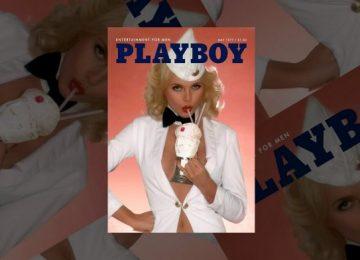 Το εξώφυλλο του Playboy Μαΐου 1977 απέκτησε τη δική του συλλογή ρούχων