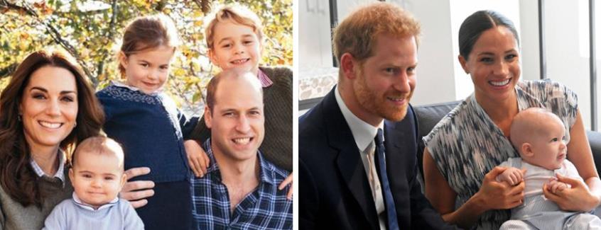 Ο γιος Meghan καιHarry, Archie έχει γενέθλια - Οι ευχές του Παλατιού