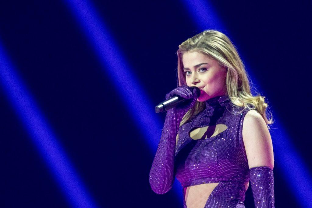 "Eurovision 2021 – Στεφανία Λυμπερακάκη: ""Μάγεψε"" την Ευρώπη με την εμφάνισή της στον τελικό"