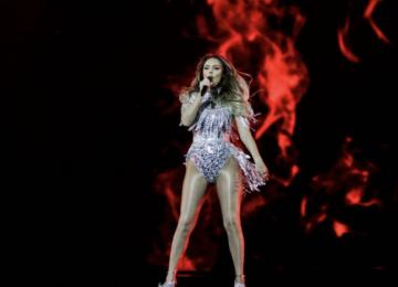 Eurovision 2021‑ Β΄ Ημιτελικός: Σούπερ σέξι η Ελληνοαλβανίδα τραγουδίστρια
